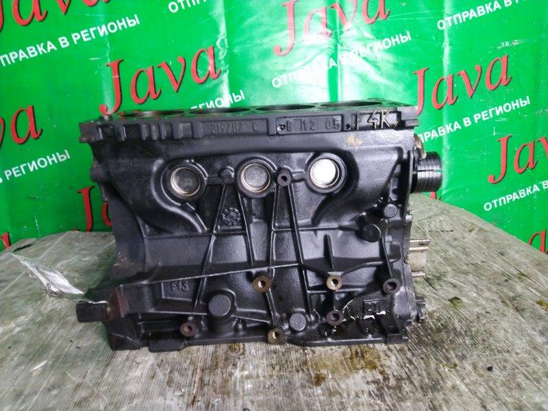 Блок двигателя Renault Megane LM0C F4R771 2004 (б/у) +Помпа. Гтд и договор прилагаются.