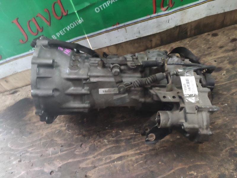 Мкпп Toyota Cami J102E K3-VE 2003 (б/у) 4WD.2003 ГОД.ПРОБЕГ 47000 КМ.