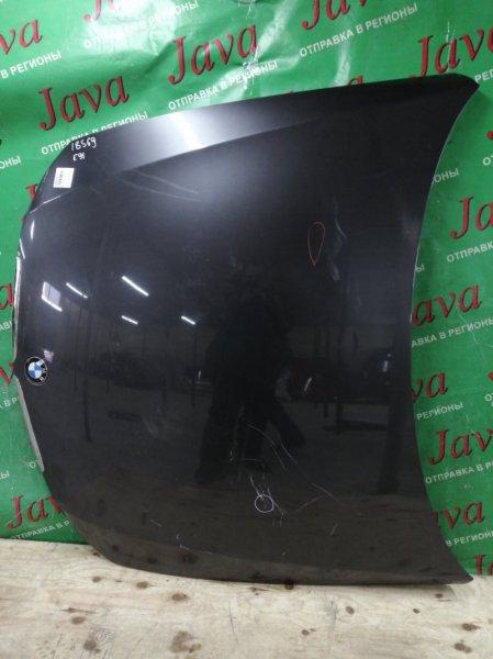 Капот Bmw 3-Series E91 N52B25 2005 передний (б/у) ТЫЧКА. ПОТЕРТОСТИ.WBAVS12000KV95839 325i