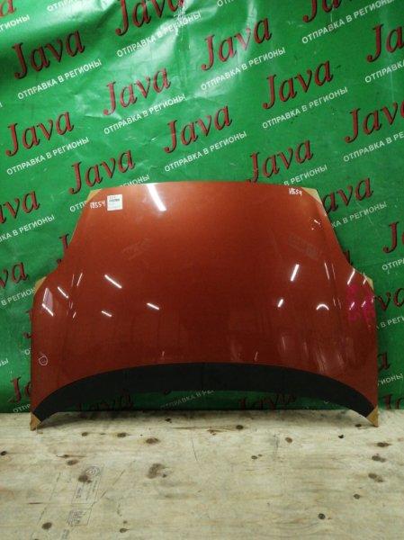 Капот Fiat Punto 199 350A1000 2008 передний (б/у) ПОТЕРТОСТИ. ТЫЧКА.СКОТЧ ZFA19900001186489