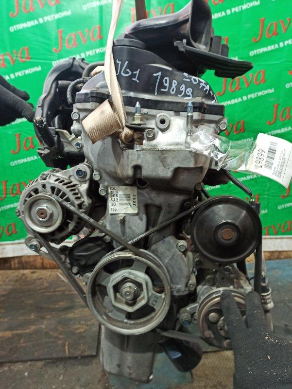 Двигатель Honda N-One JG1 S07A 2013 (б/у) ПРОБЕГ-31000КМ. 2WD. КОСА+КОМП. ПОД А/Т. СТАРТЕР В КОМПЛЕКТЕ.
