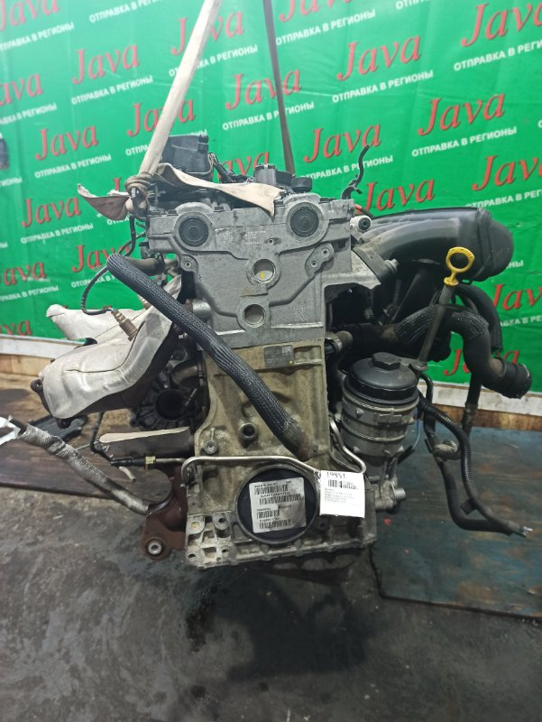 Двигатель Volvo V70 YV1B B6324S 2008 (б/у) ПРОБЕГ-31000КМ. 2WD. КОСА+КОМП. ПОД А/Т. СТАРТЕР В КОМПЛЕКТЕ. YV1BW985081011619