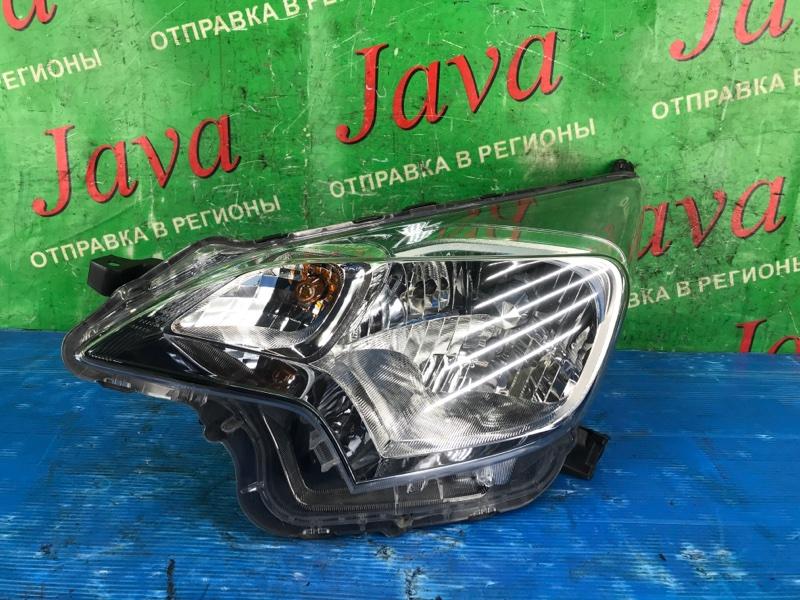 Фара Toyota Ractis NCP120 1NZ-FE 2011 передняя левая (б/у) XENON 52-212