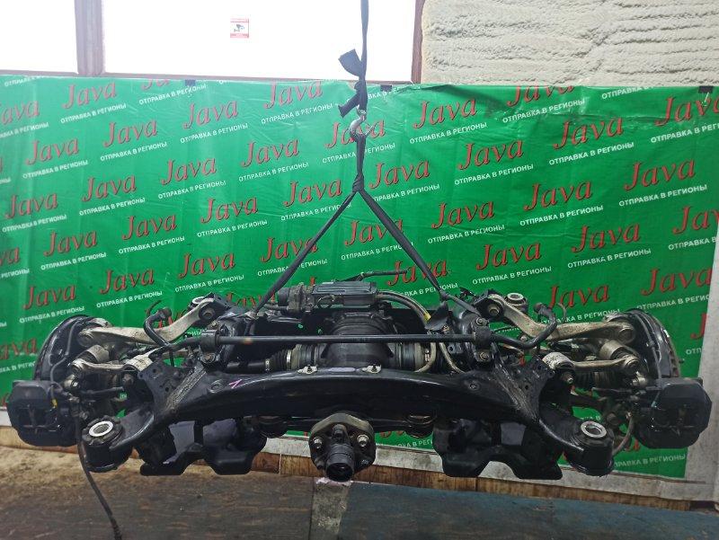 Балка Lexus Ls600H UVF45 2UR-FSE 2013 задняя (б/у) 4WD. ABS. A/T. В СБОРЕ. 47/12 (3.916)