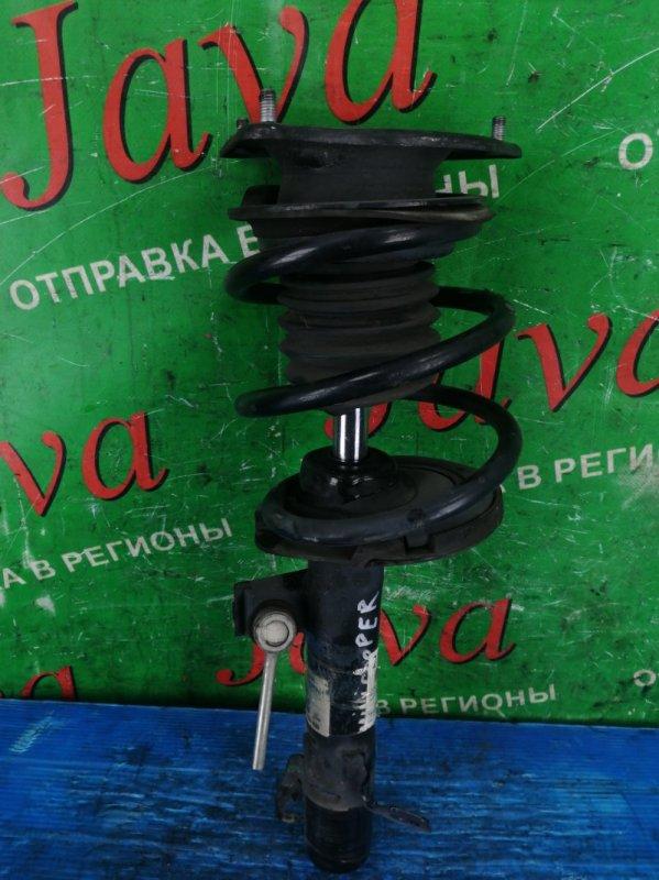 Стойка Mini Cooper S R53 W11B16A 2005 передняя правая (б/у) 2WD. WMWRE32000TG90841