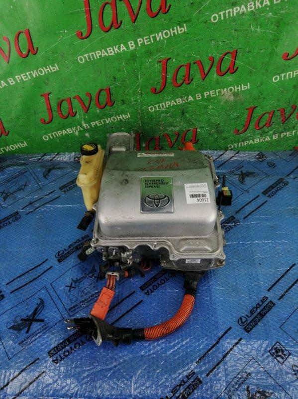 Инвертор Toyota Prius NHW20 1NZ-FXE 2007 (б/у) G9200-47121