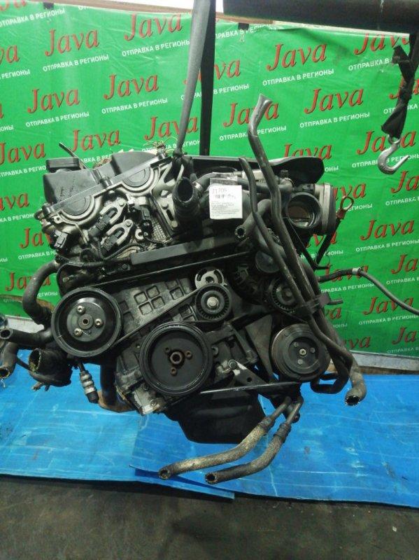 Двигатель Bmw 3-Series E46 N42B20 2003 (б/у) ПРОБЕГ-50000КМ. 2WD. КОСА+КОМП.  ПОД А/Т. СТАРТЕР В КОМПЛЕКТЕ. WBAAX52000JY65813