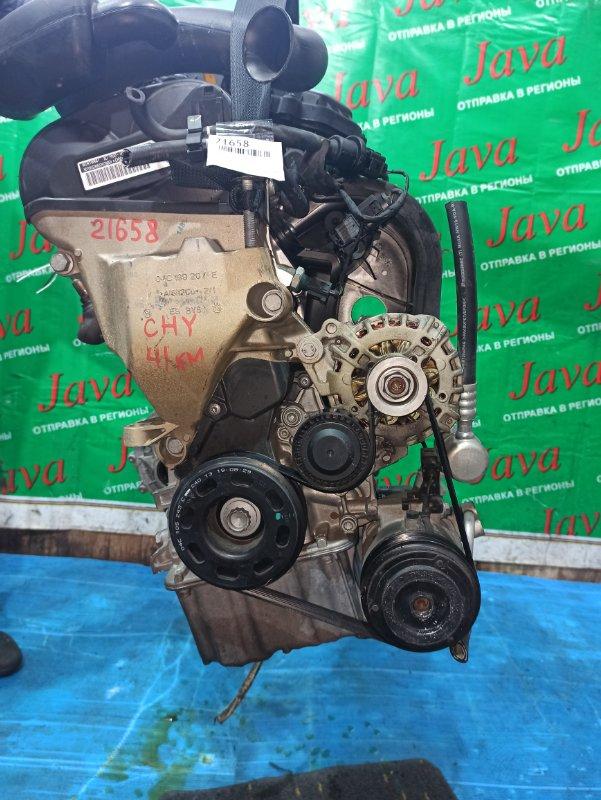 Двигатель Volkswagen Up! 121 CHY 2014 (б/у) ПРОБЕГ-41000КМ. 2WD. +КОМП. ПОД А/Т. СТАРТЕР В КОМПЛЕКТЕ. WVWZZZAAZED039258