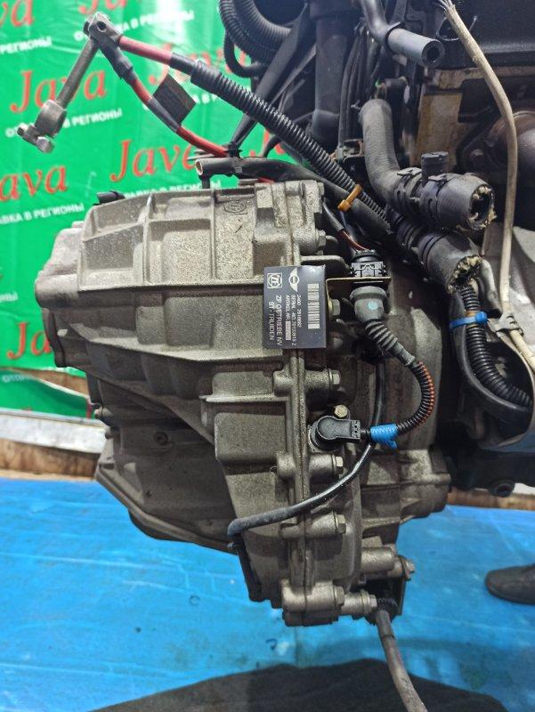 Акпп Mini Cooper R50 W10B16A 2006 (б/у) ПРОБЕГ-51000КМ. 2WD. WMWRC32000TJ29462