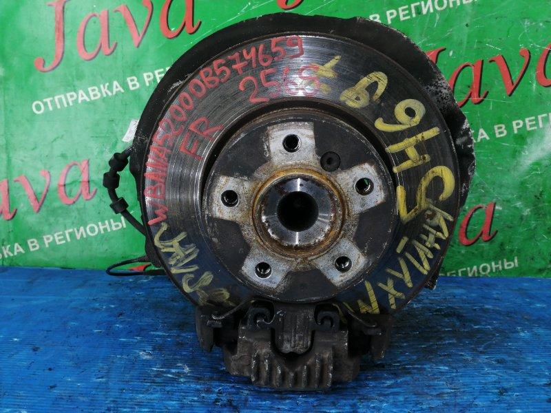 Ступица Bmw 5-Series E61 M54B25 2004 передняя правая (б/у) 2WD. WBANA52000B574659 525i