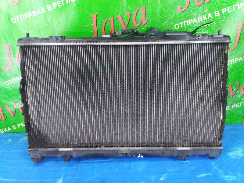 Радиатор основной Lexus Is250 GSE20 4GR-FSE 2006 передний (б/у) A/T