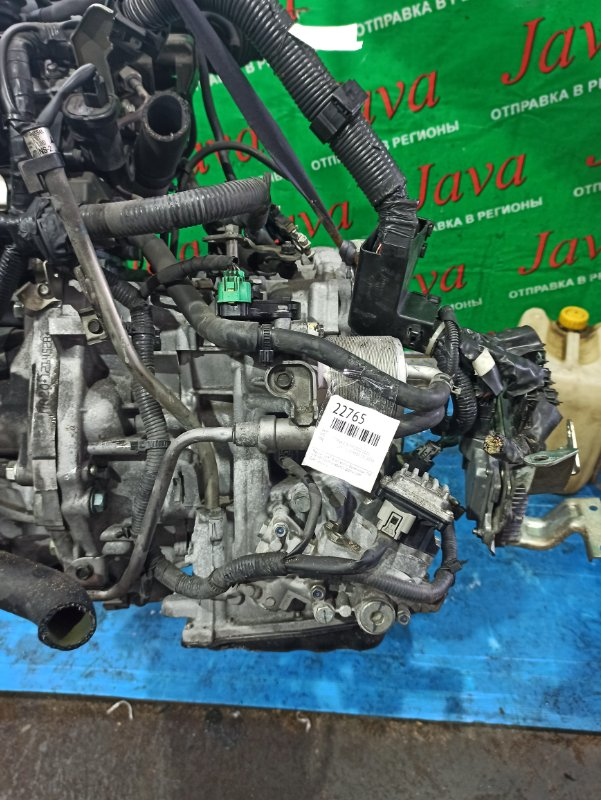 Акпп Nissan Serena C26 MR20DD 2011 (б/у) ПРОБЕГ-52000КМ. 2WD. RE0F10C GO54. PURE DRIVE(I-STOP)