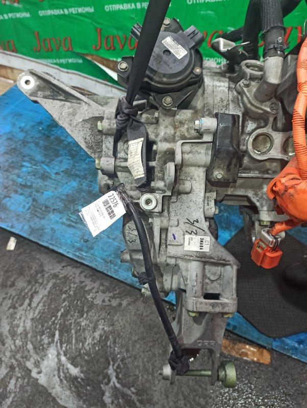 Акпп Nissan Leaf ZE0 EM61 2011 (б/у) ПРОБЕГ-50000КМ. 2WD.