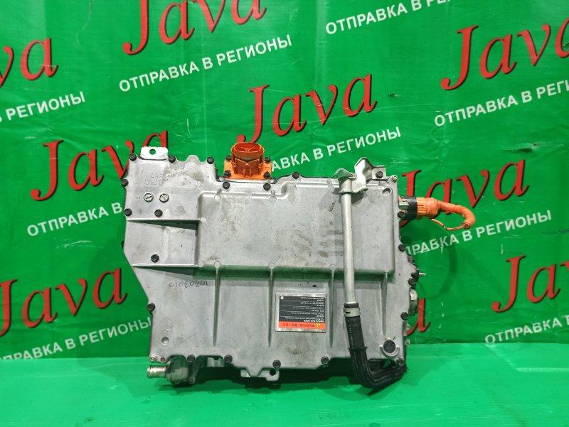 Инвертор Nissan Leaf ZE0 EM61 2011 (б/у) 292C0-3NA0B. Преобразователь зарядки.