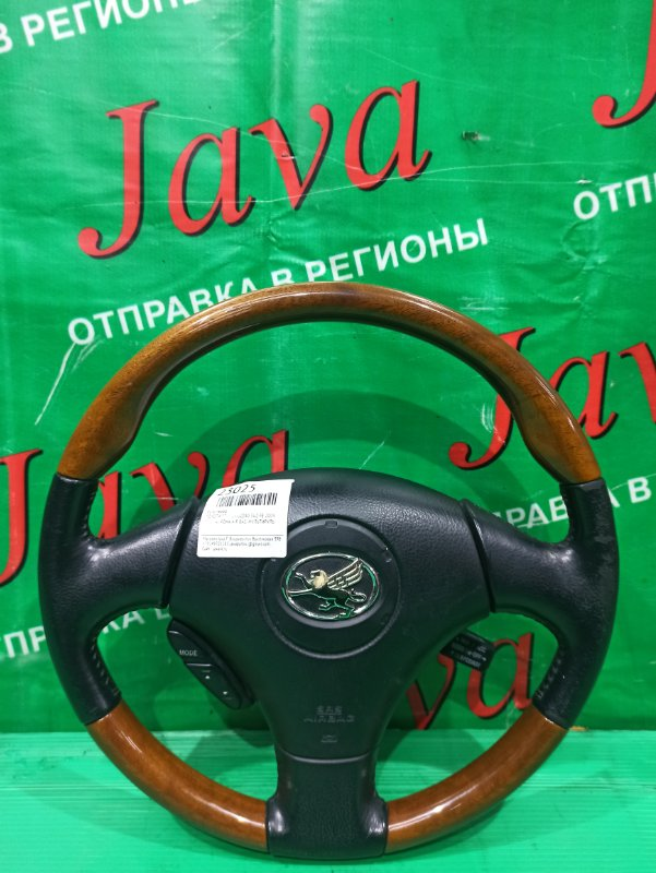 Руль Toyota Soarer UZZ40 3UZ-FE 2004 передний (б/у) БЕЗ ПАТРОНА AIR BAG. МУЛЬТИРУЛЬ