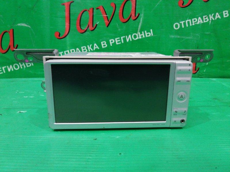 Магнитофон Toyota Prius ZVW30 2ZR-FXE 2011 (б/у) NSDN-W60