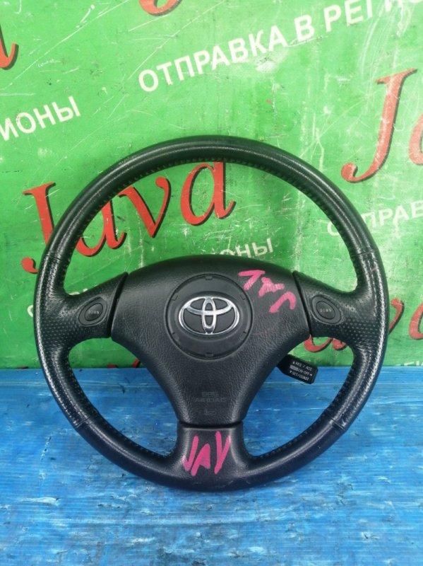 Руль Toyota Aristo JZS161 2JZ-GE 2001 передний (б/у) БЕЗ ПАТРОНА.