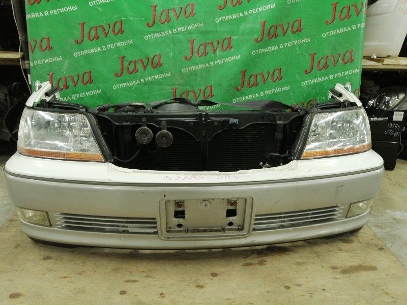 Ноускат Toyota Crown Majesta JZS177 2JZ-FSE 2001 передний (б/у) КСЕНОН. ТУМАНКИ.