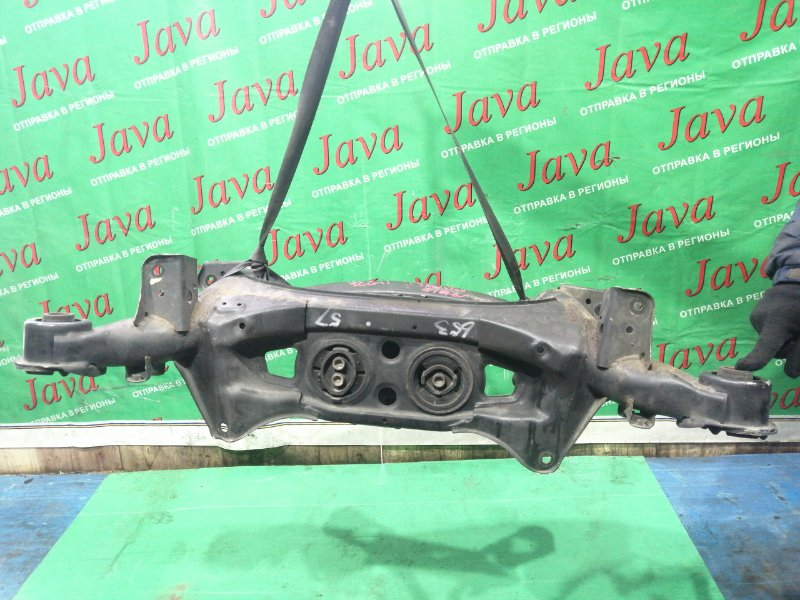 Балка Toyota Progres JCG10 1JZ-FSE 2002 задняя (б/у) +РЕДУКТОР. 2WD. A/T. 43/11 (3,909)