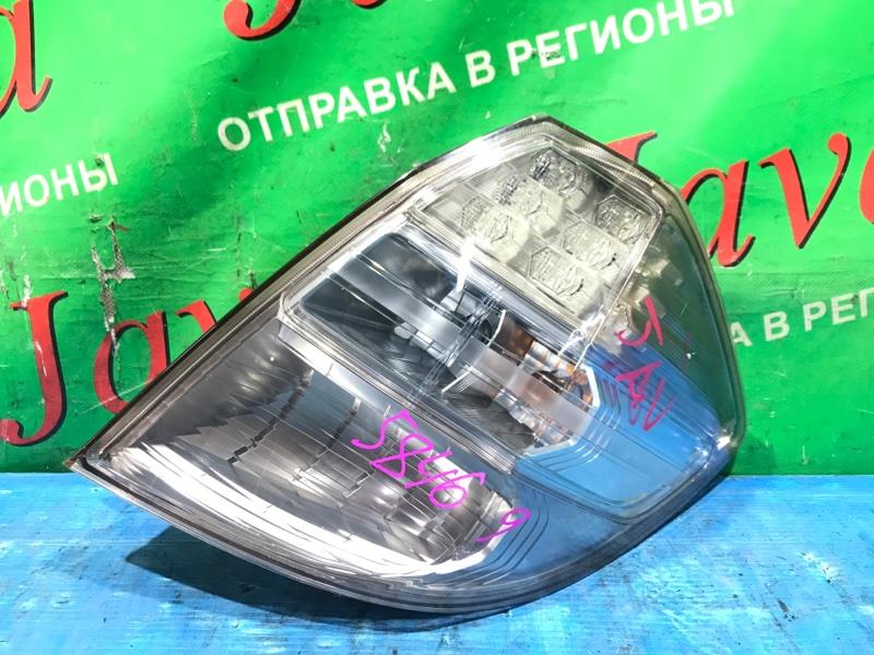 Стоп-сигнал Honda Fit GE8 L15A 2011 задний правый (б/у) P9882