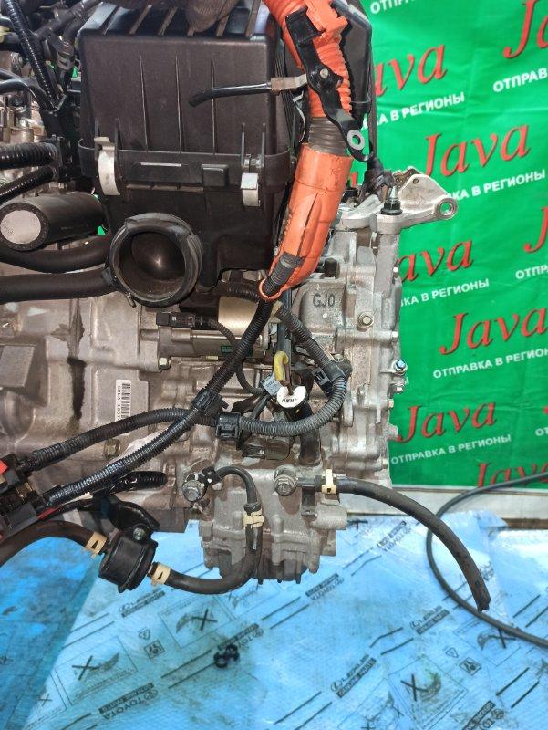 Акпп Honda Insight ZE2 LDA 2009 (б/у) ПРОБЕГ-33000КМ. 2WD. SBLA. СОЛЕНОИДЫ ЦЕЛЫЕ.