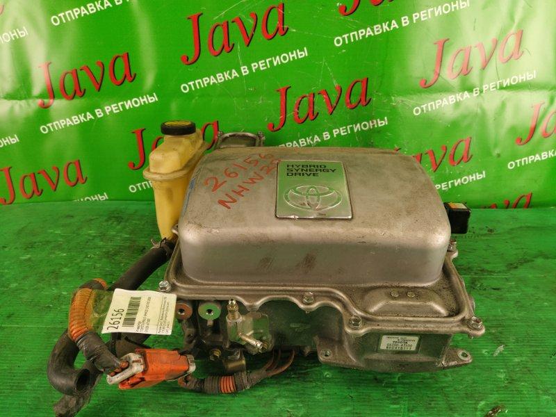 Инвертор Toyota Prius NHW20 1NZ-FXE 2006 (б/у) G9200-47100