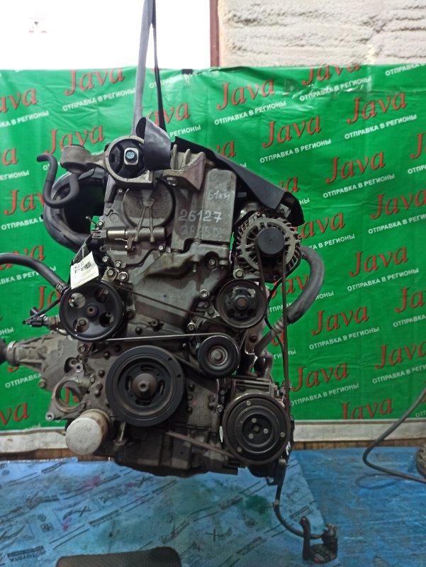 Двигатель Nissan Murano TNZ51 QR25DE 2010 (б/у) ПРОБЕГ-61000КМ. 4WD. +КОМП. ПОД А/Т. СТАРТЕР В КОМПЛЕКТЕ.