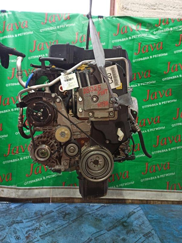 Двигатель Fiat 500 169A3000 2009 (б/у) ПРОБЕГ-39000КМ. КОСА+КОМП. 2WD. ПОД А/Т. СТАРТЕР В КОМПЛЕКТЕ. ZFA31200000190668