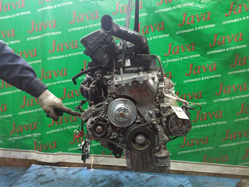 Двигатель Daihatsu Mira E:s LA350S KF-VE 2017 (б/у) ПРОБЕГ-33000КМ. 2WD. +КОМП. ЭЛЕКТРО ЗАСЛОНКА. ПОД А/Т. СТАРТЕР В КОМПЛЕКТЕ.