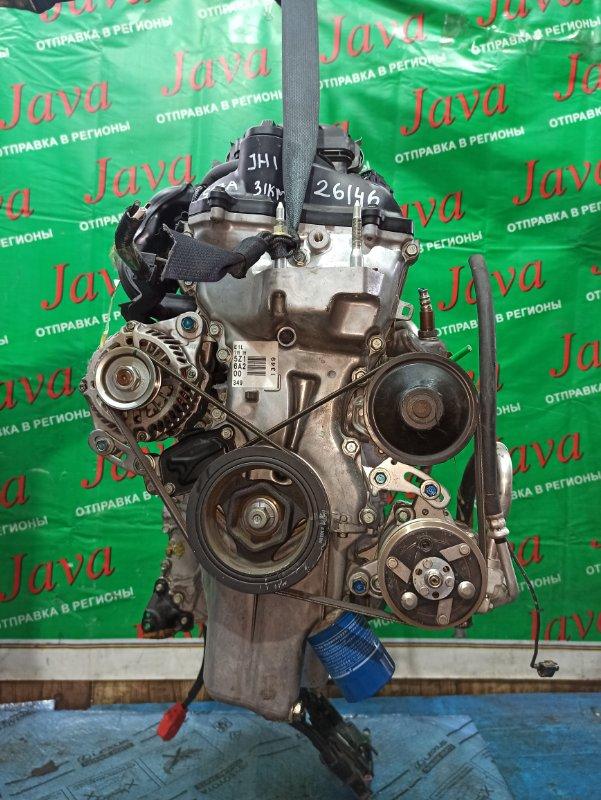 Двигатель Honda N-Wgn JH1 S07A 2016 (б/у) ПРОБЕГ-31000КМ. 2WD. КОСА+КОМП. ЭЛЕКТРО ЗАСЛОНКА. ПОД А/Т. СТАРТЕР В КОМПЛЕКТЕ.