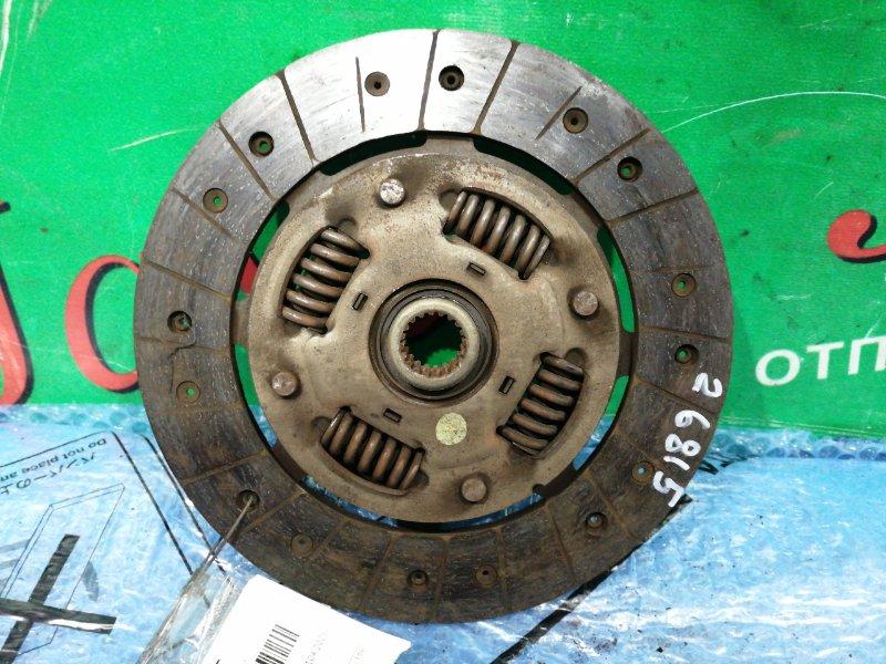 Диск сцепления Alfa Romeo 147 937A AR32104 2005 (б/у)