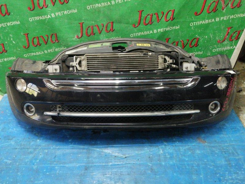 Ноускат Mini Cooper R50 W10B16A 2007 передний (б/у) ПОТЕРТОСТЬ НА БАМПЕРЕ. ТУМАНКИ. ПОД А/Т. WMWRA32090TE85790