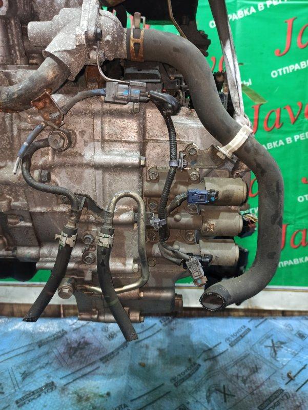 Акпп Honda Life JC2 P07A 2013 (б/у) ПРОБЕГ-48000КМ. 4WD. ST1A. ОДИН СОЛЕНОИД СЛОМАН.