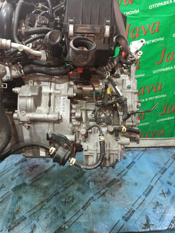Акпп Honda Insight ZE2 LDA 2009 (б/у) ПРОБЕГ-31000КМ. 2WD. SBLA