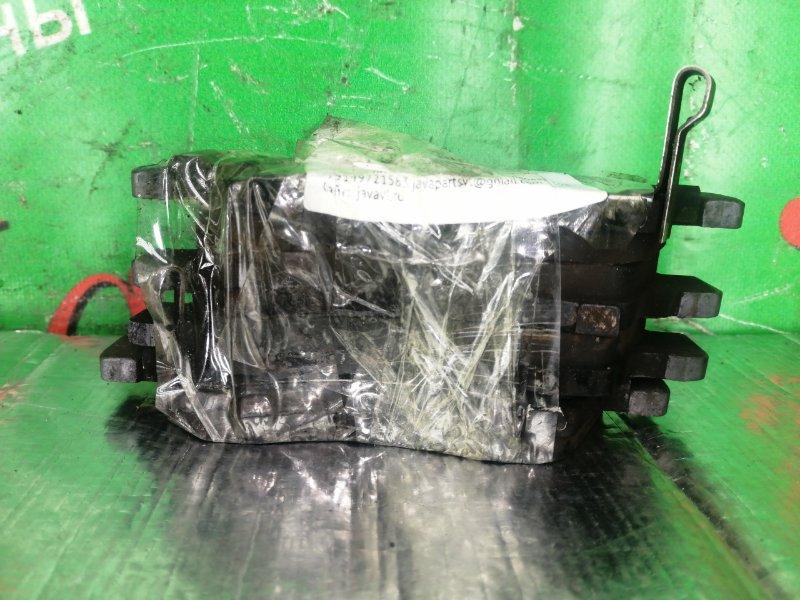Колодки тормозные Honda Civic EK3 D15B 2000 передние (б/у)