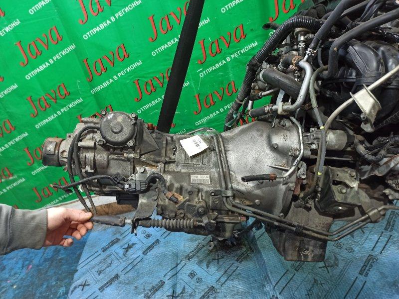 Акпп Toyota Rush J210E 3SZ-VE 2008 (б/у) ПРОБЕГ-55000КМ. 4WD.