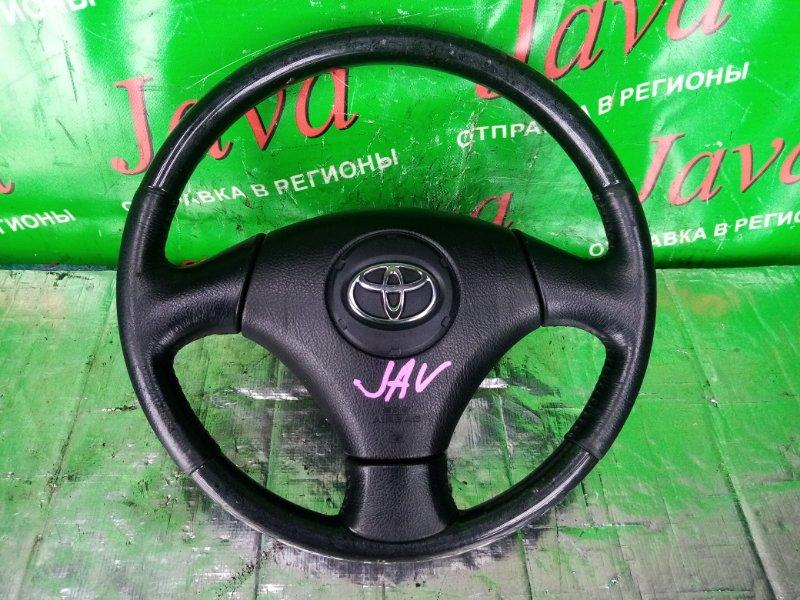 Руль Toyota Verossa GX110 1G-FE 2002 передний (б/у) БЕЗ ПАТРОНА AIR BAG. КОСТОЧКА