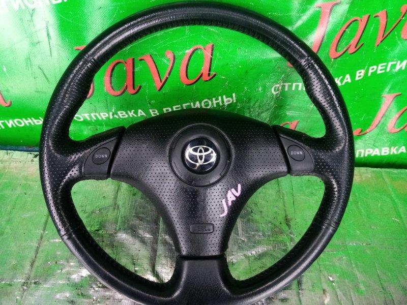 Руль Toyota передний (б/у) БЕЗ ПАТРОНА AIR BAG