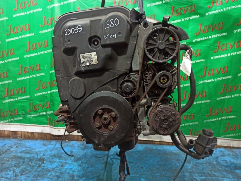 Двигатель Volvo S80 TS B6294S 2004 (б/у) ПРОБЕГ-61000КМ. КОСА+КОМП. 2WD. ПОД А/Т. СТАРТЕР В КОМПЛЕКТЕ. YV1TS924551394563