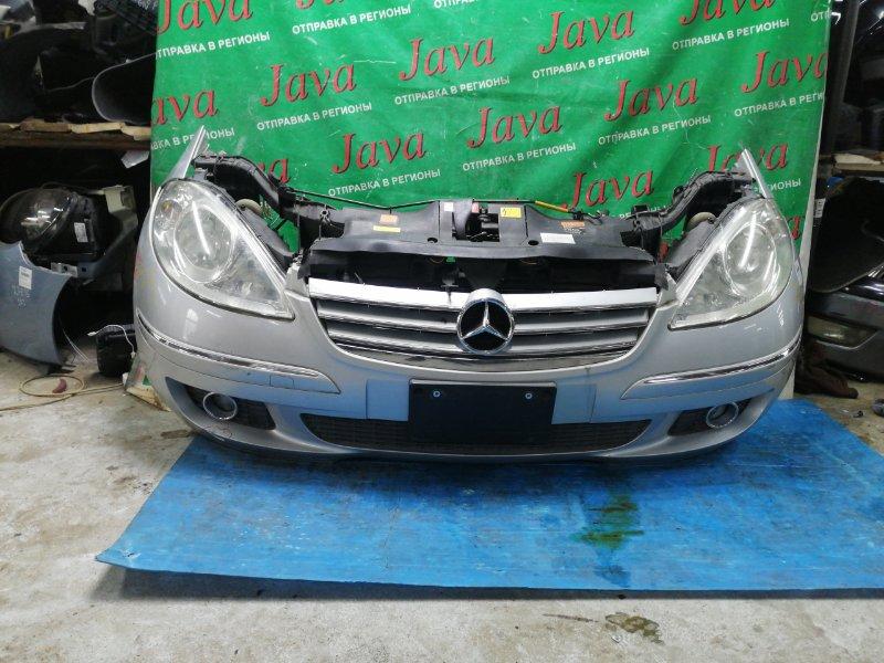 Ноускат Mercedes-Benz A-Class W169 M266E17 2005 передний (б/у) ТУМАНКИ. ПОД А/Т. WDD1690322J152005. A170