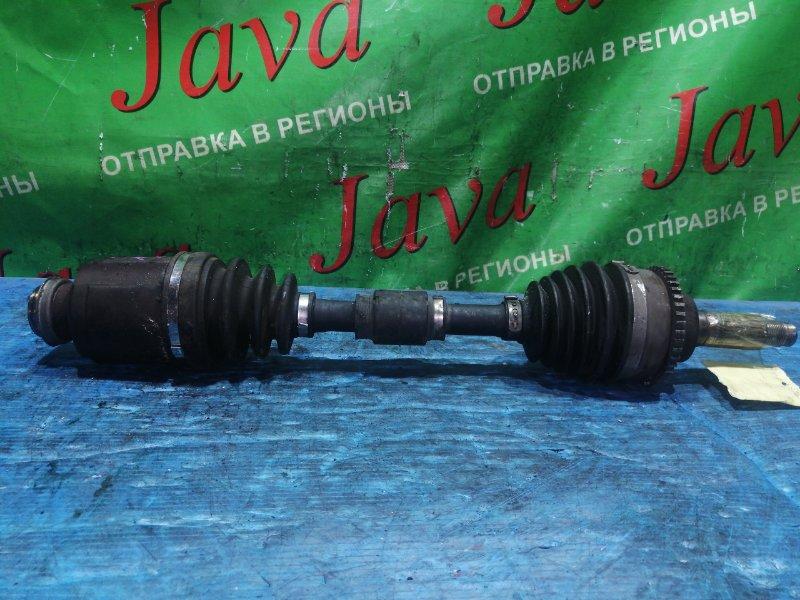 Привод Mazda Mpv LW3W L3-DE 2003 передний правый (б/у) 2WD. Abs. 28/26 шлицов