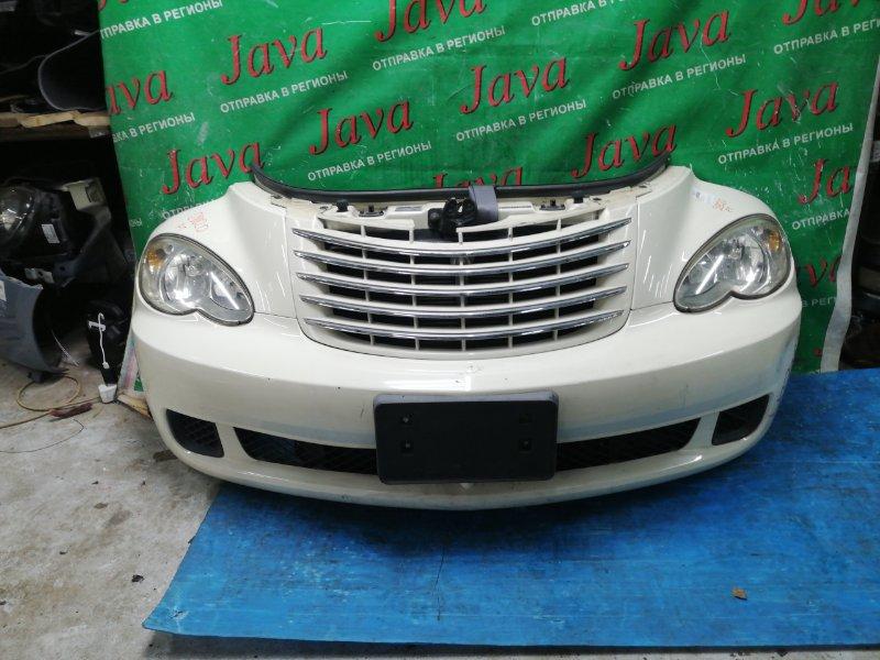 Ноускат Chrysler Pt Cruiser PT EDZ 2006 передний (б/у) ФАРЫ ГАЛОГЕН. ПОД А/Т. 1A8F4B8B26T246872