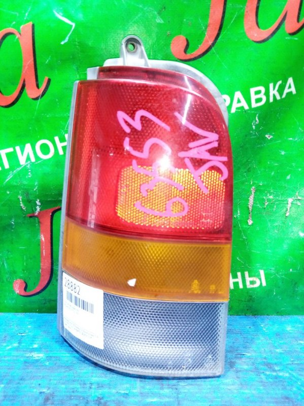 Стоп-сигнал Nissan Ad VY10 1991 задний левый (б/у) 220-24555