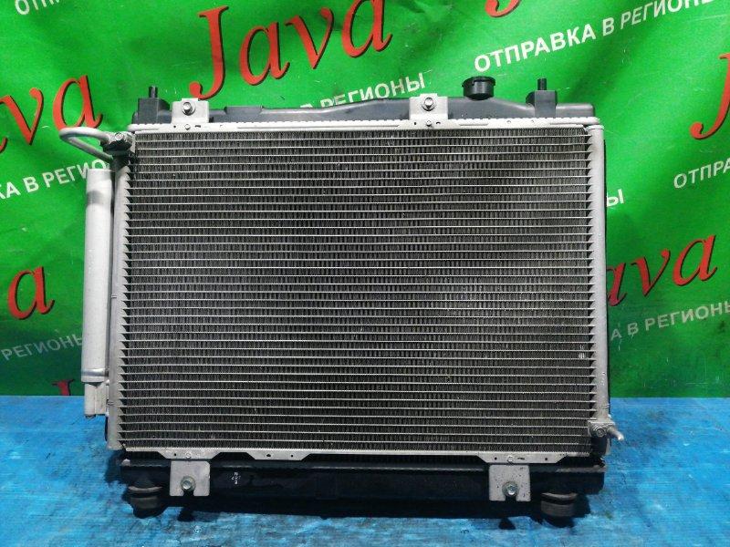 Радиатор основной Honda Fit GK3 L13B 2014 (б/у) +КОНДИЦИОНЕРА