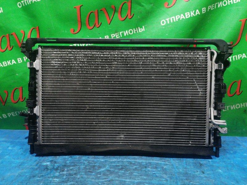 Радиатор основной Volvo V50 YV1M B4204S 2011 (б/у) YV1MW434BB2601461