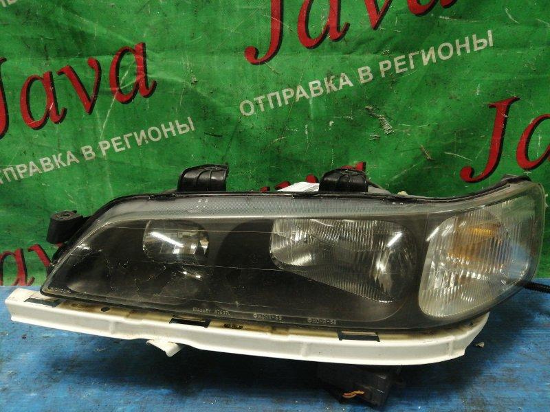 Фара Honda Accord CF6 F23A 1998 передняя левая (б/у) P7637 XENON