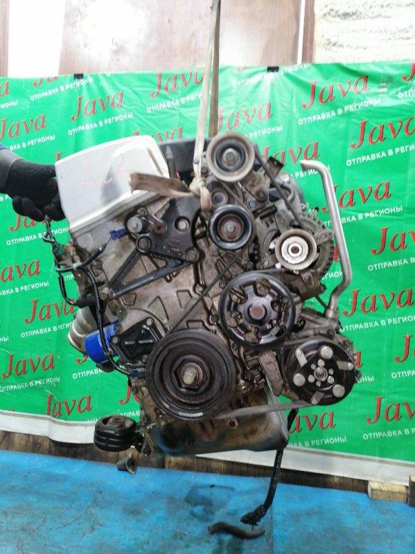 Двигатель Honda Civic FD2 K20A 2008 (б/у) ПРОБЕГ 83000КМ. VTEС.  КОСА+ КОМП. ЭЛ. ЗАСЛОНКА. 2WD.СТАРТЕР В КОМПЛЕКТЕ.