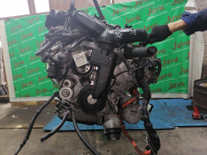 Двигатель Lexus Ls600Hl UVF46 2UR-FSE 2007 (б/у) ПРОБЕГ-63000КМ. 4WD. КОСА+КОМП.  ПОД А/Т. СТАРТЕР В КОМПЛЕКТЕ.