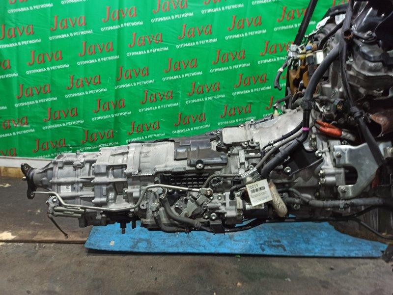 Акпп Lexus Ls600Hl UVF46 2UR-FSE 2007 (б/у) ПРОБЕГ-63000КМ. 4WD. L110F-A01A