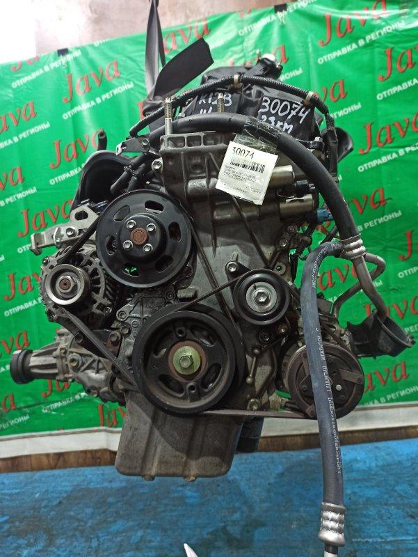 Двигатель Suzuki Solio MA15S K12B 2011 (б/у) ПРОБЕГ-23000КМ. 4WD. +КОМП. ПОД А/Т. СТАРТЕР В КОМПЛЕКТЕ.